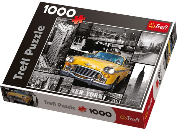 Puzzle New York 1000 pieces