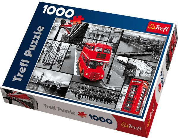 Puzzle London 1000 pieces