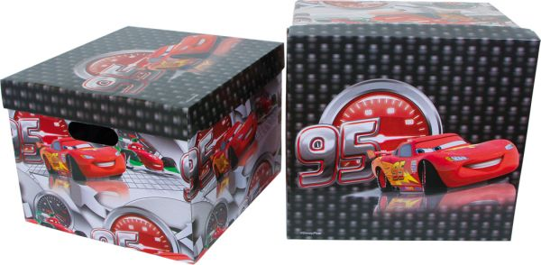 Cars Storage Box