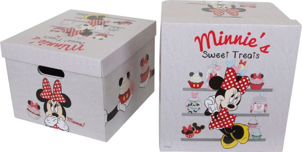 Minnie Mouse <br>Storage Box