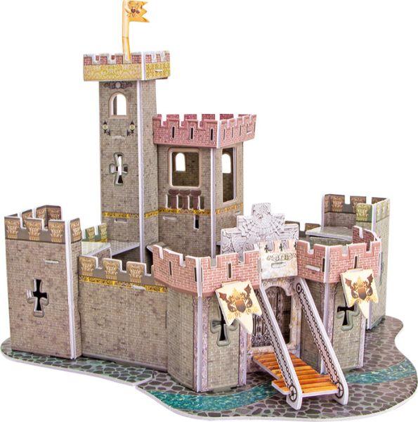 3D Burg Mittelalter