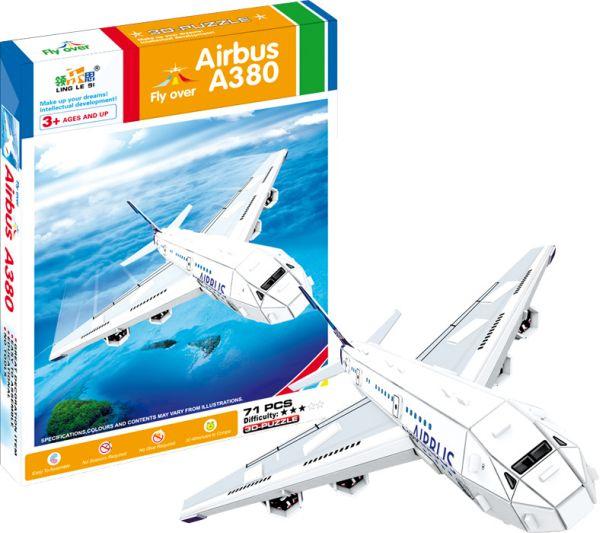 3D Flugzeug Air
