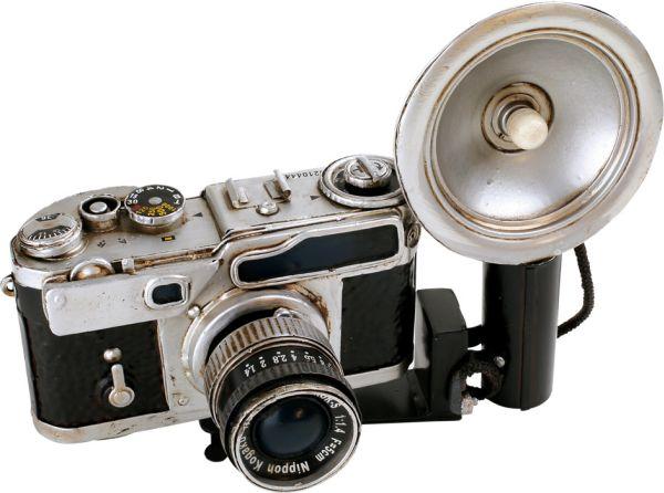 Nikon Nikkor<br>Kamera Vintage-Deko