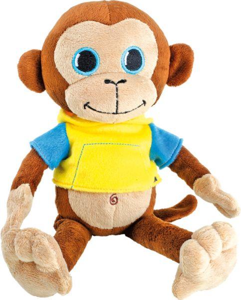 Kuscheltier Affe