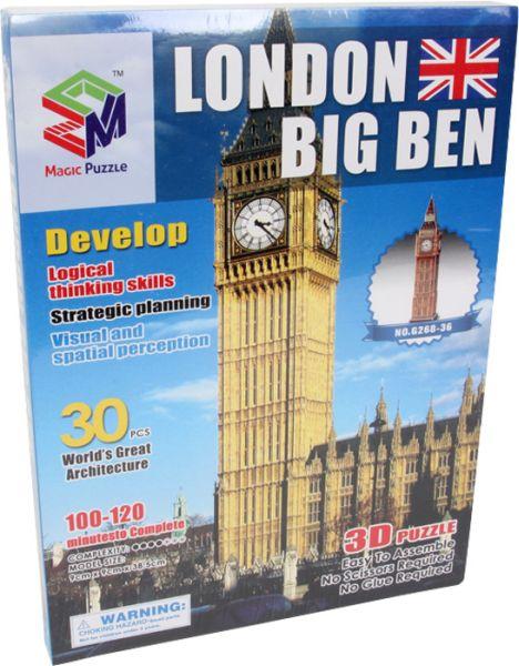 3D Big Ben