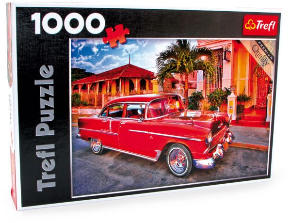 Puzzle  Oldtimer<br> Chevrolet , 1000<br>pieces