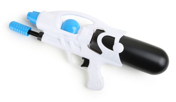 Pistola de agua ronda