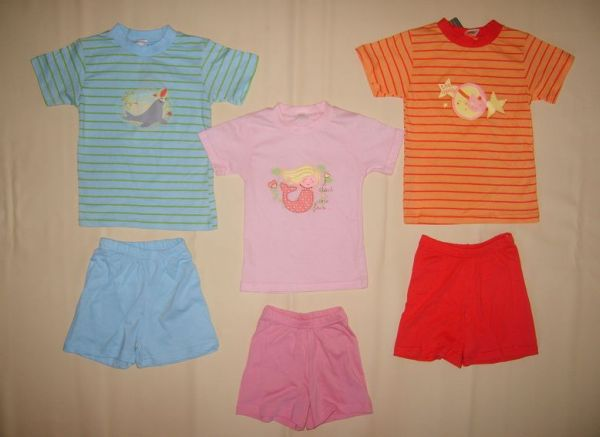 Baby two-piece, 2.25 €