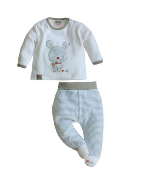 Baby<br> Nicki-Zweiteiler /<br> Newborn - Sets ...