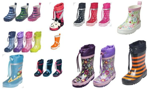 Play Shoes Rain<br>Boots / Wellies