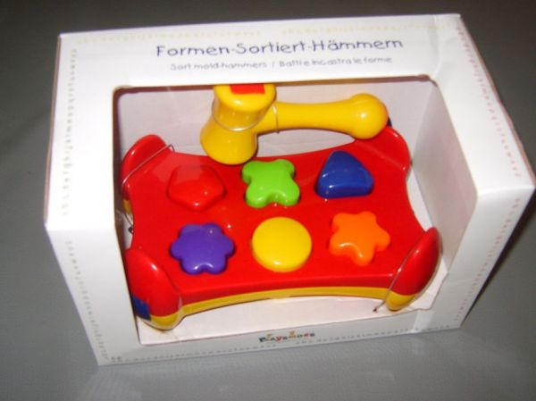 Playshoes<br> Baby-Spielzeug *<br>Hammerbank
