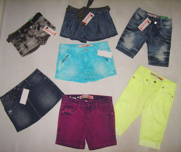 cool girls - Shorts, Pants, Skirts * Million-X