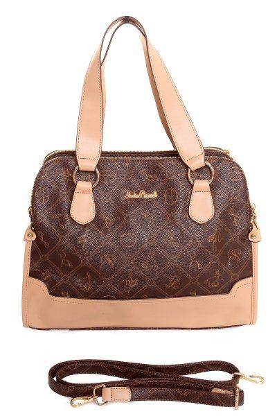 Handtasche Giulia<br> Pieralli 28877<br>coffee-beige