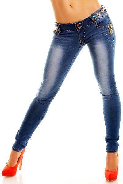 Pants D.Cherri<br>JG-88987 blue