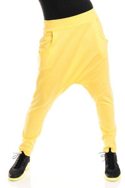 Pants Fashion 3803 sárga
