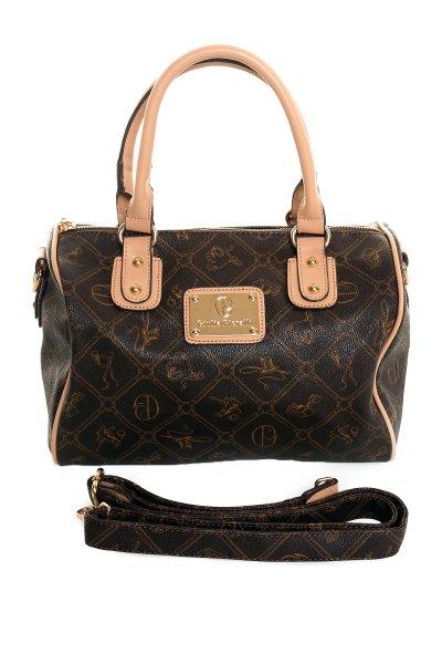 Handtasche Giulia<br> Pieralli 28634<br>coffe-beige