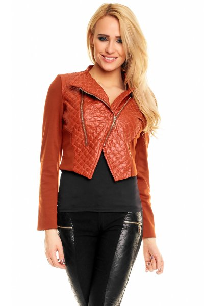 Jacke D Splay J6025 rost