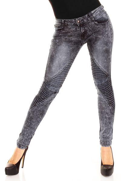 Hose Jeans Laulia<br>D099 dunkelblau