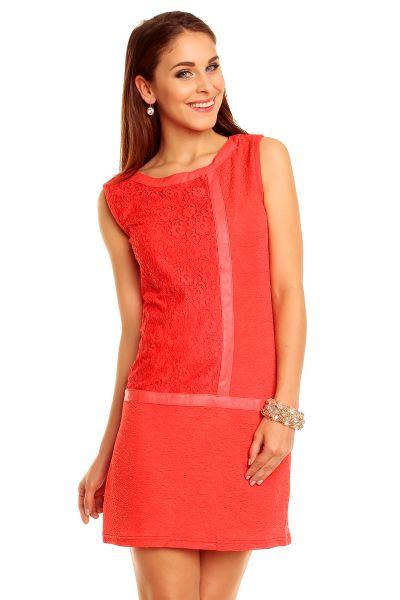 Lovie ruha LE5075 piros