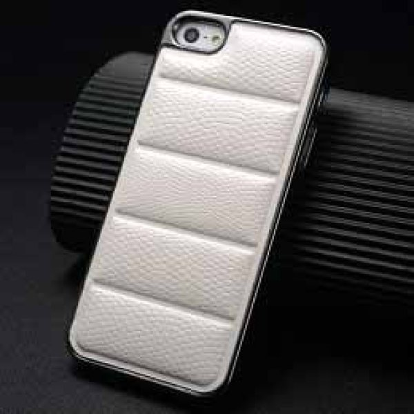 iPhone5 / 5S Etui<br> Lederimitat Snake<br>Apple Tasche 0