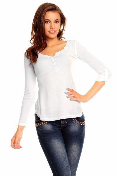 Shirt Vintage 8820<br>white dressing