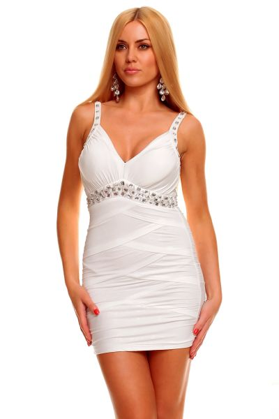 Kleid Sexy Ethina<br>2023 weiss