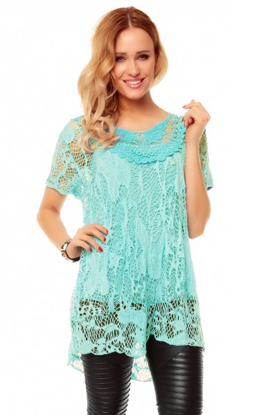 Tunic 2 pcs. Top<br> with mint Italia<br>5111