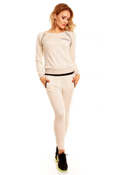 Jogging Chic Et<br>Jeune 30906 beige