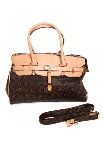 Handtasche Giulia<br> Pieralli 28428B<br>coffe-beige