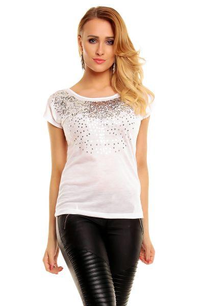 Shirt Fresh Made<br>D1237O00054A weiss B