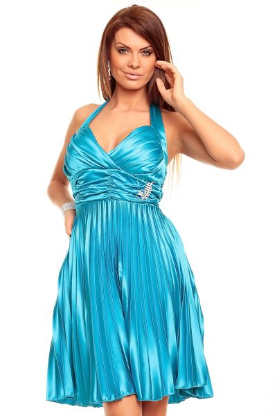Play dress 1708<br>turquoise