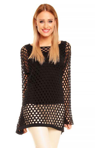 Tunic Amber Moda<br> 9195 with black<br>shirt