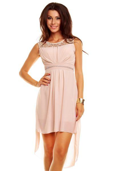 Dress 00113 beige