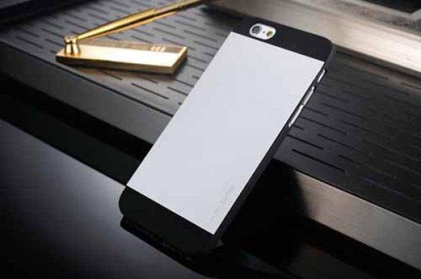 iPhone6 Plus 4.7<br>  Metal Look Case<br>Apple bag 00B