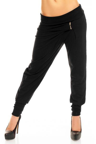 Trousers JD004 black