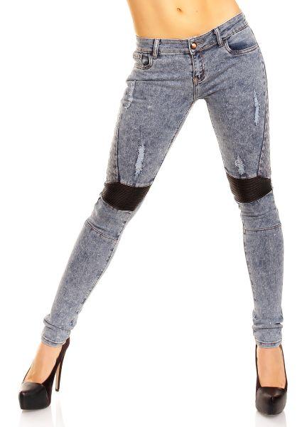 Jeans B002 blue Laulia