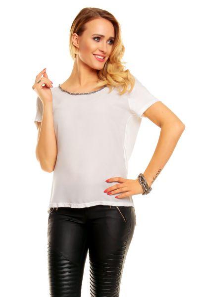 Shirt Cherry Koko<br>9695 white