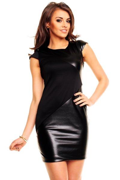 Dress Mayaadi<br>HS-279 fekete