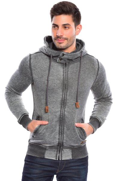 Sweatshirt mit<br> Kapuze von Wasabi<br>/ CECE