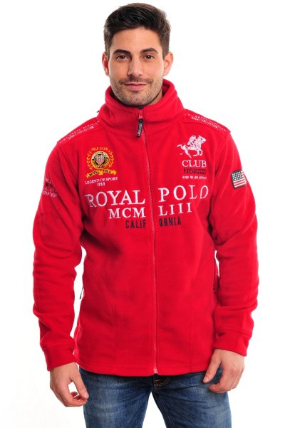 Polarowa kurtka<br> polo royal<br>Geographical Norway