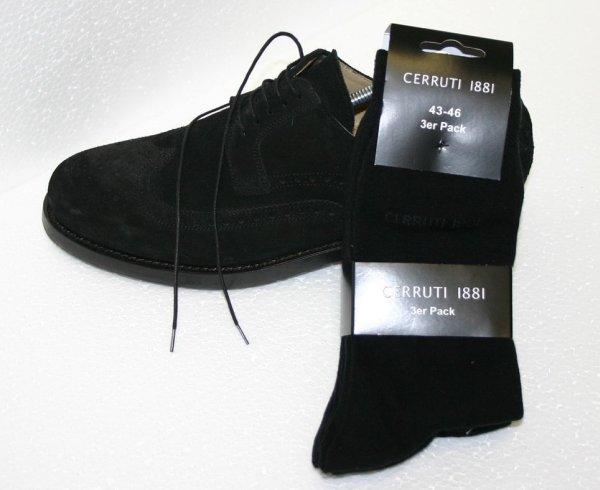 Men&#39;s Socks 3<br>Pack, Cerruti 1881