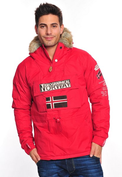 Windbreaker of<br>Geographical Norway