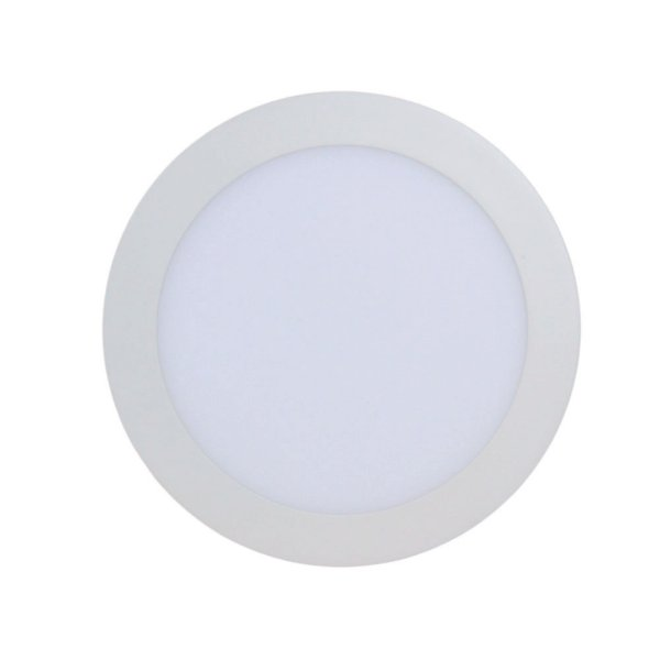 15 Watt, Surface<br> LED panel, round,<br>warm white