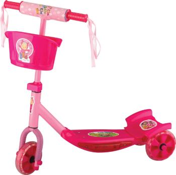 Kinderroller<br> Tretroller Scooter<br>mit LED Licht & Me