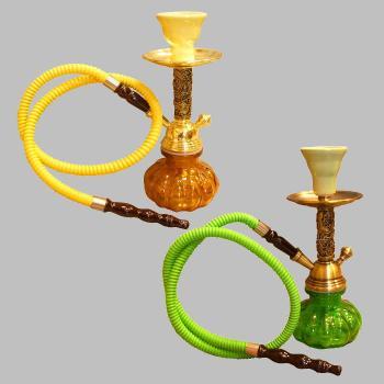 Small hookah shisha
