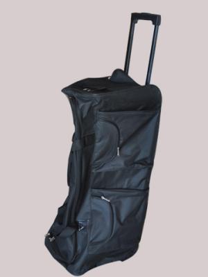 Reisetasche und Trolley