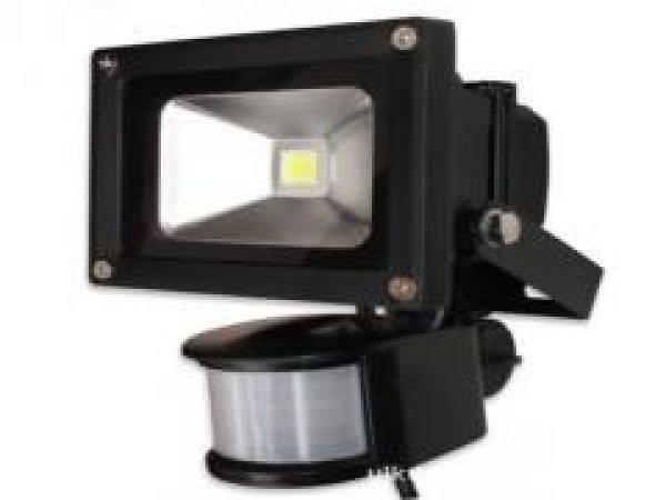 LED Floodlight 50<br>Watt, motion, ww