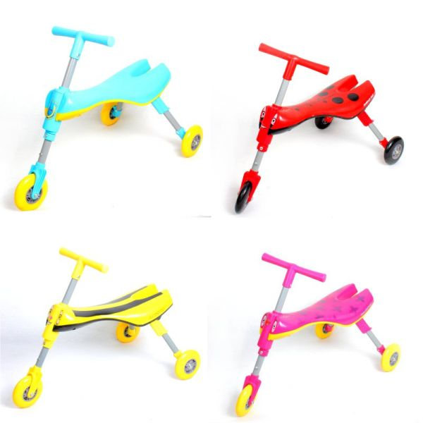 Robust Children wheel tricycle with 3 wheels