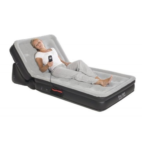 Plates bed, inflatable