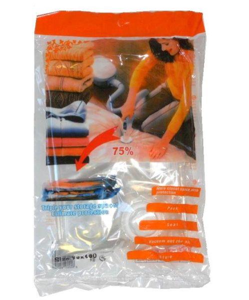 Hermetic vacuum<br>bag 70x100 cm